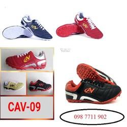 Giày bóng đá Coavu - da thật bền đẹp - thương hiệu Việt