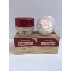 Kem dưỡng da 3W CLINIC Collgen Whitening