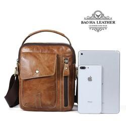 Túi đeo chéo nam dáng hộp - BHM8314