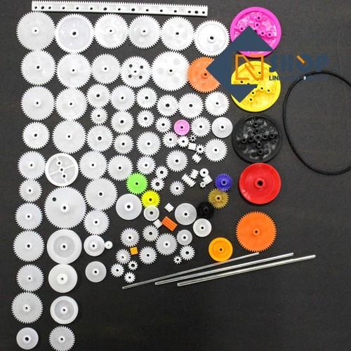 Bộ bánh răng nhựa 106 chi tiết - 4278643 , 10465203 , 15_10465203 , 120000 , Bo-banh-rang-nhua-106-chi-tiet-15_10465203 , sendo.vn , Bộ bánh răng nhựa 106 chi tiết