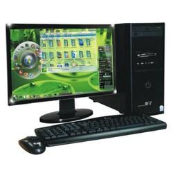 Bộ Máy tính để bàn G2020 -Ram4gb-LCD17-chuyên GAME