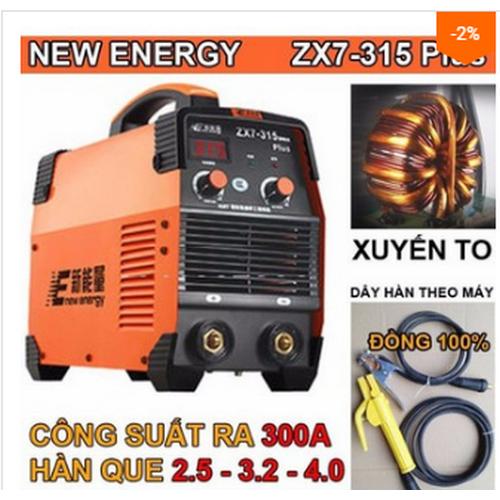 Máy hàn điện tử Energy 315A