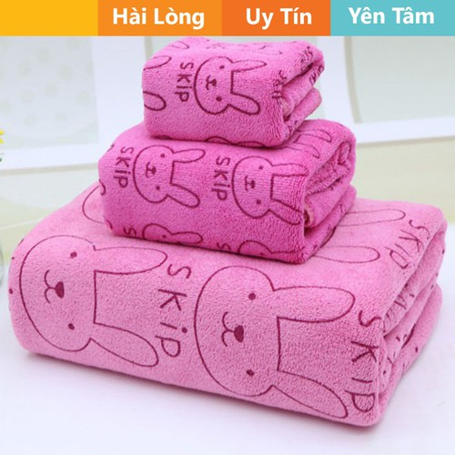 Bộ 3 khăn tắm Thái Lan siêu hot