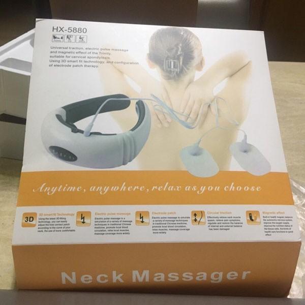 Máy massaga cổ Hx 5880 cao cấp 2