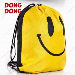 Túi đựng đồ đi bơi, đi biển T90 Smile - DONGDONG