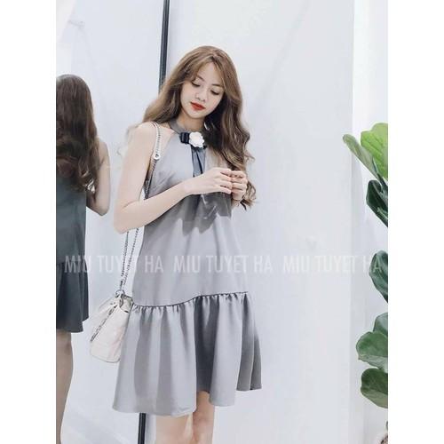 Đầm suông thời trang - hàng nhập