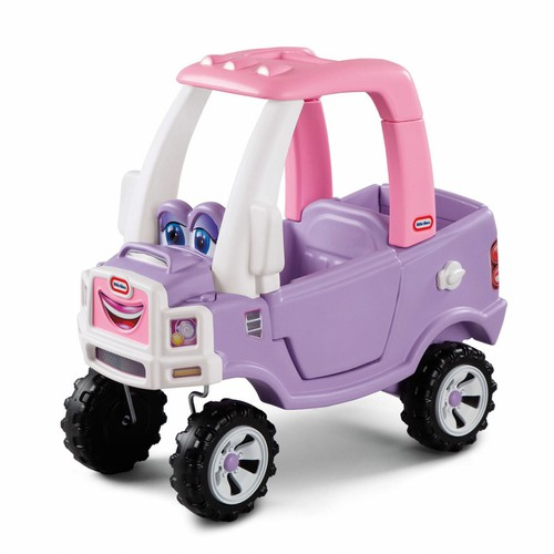 Xe chòi chân cao cấp little tikes của mỹ princess cozy truck