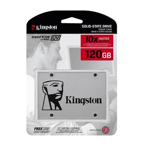 Ổ cứng SSD KINGSTON 120GB cũ