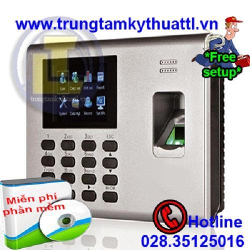 Máy chấm công vân tay + thẻ cảm ứng ZK Software K40 - 4292771 , 10480792 , 15_10480792 , 2860000 , May-cham-cong-van-tay-the-cam-ung-ZK-Software-K40-15_10480792 , sendo.vn , Máy chấm công vân tay + thẻ cảm ứng ZK Software K40