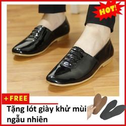 Giày Lười Nam -Giày lười nam dây bóng M97+L