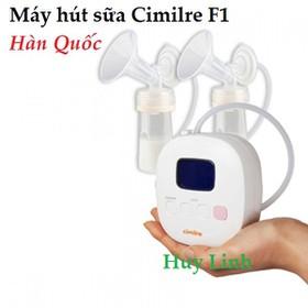 Máy hút sữa điện đôi Cimilre F1 – Hàn Quốc - CimilreF1