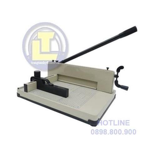 Bàn cắt giấy A3 858, cắt được độ dày 4cm - BCG858A3