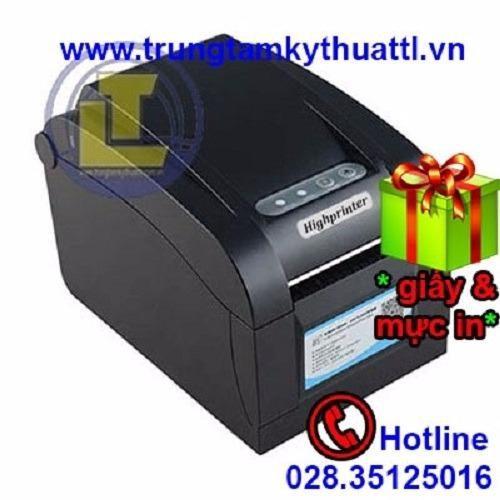 Máy in mã vạch Highprinter HP-400U - Tặng decal nhiệt - 4292387 , 10480473 , 15_10480473 , 1990000 , May-in-ma-vach-Highprinter-HP-400U-Tang-decal-nhiet-15_10480473 , sendo.vn , Máy in mã vạch Highprinter HP-400U - Tặng decal nhiệt
