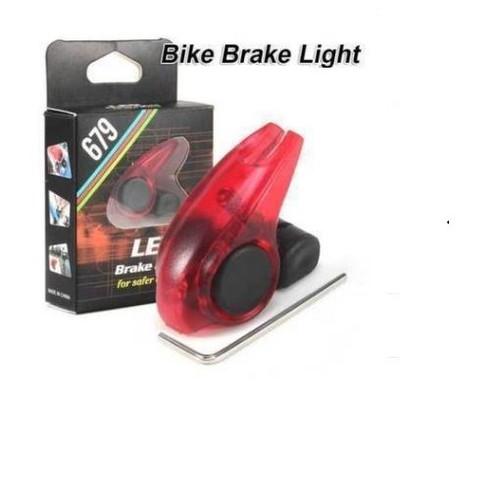 Đèn phanh xe đạp