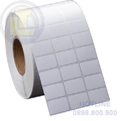 Combo 5 cuộn giấy decal in nhãn 3 tem 3522 in mực cho Godex,Honeywell..