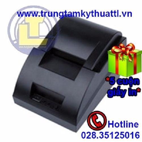 Máy in hóa đơn giấy nhiệt khổ 58mm Xprinter XP-58IIH - 4293228 , 10481201 , 15_10481201 , 790000 , May-in-hoa-don-giay-nhiet-kho-58mm-Xprinter-XP-58IIH-15_10481201 , sendo.vn , Máy in hóa đơn giấy nhiệt khổ 58mm Xprinter XP-58IIH