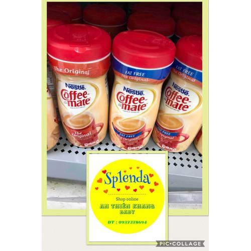 Bột kem coffee mate vị sữa và sữa tách béo 454gr cho người ăn kiêng - 4297472 , 10487084 , 15_10487084 , 250000 , Bot-kem-coffee-mate-vi-sua-va-sua-tach-beo-454gr-cho-nguoi-an-kieng-15_10487084 , sendo.vn , Bột kem coffee mate vị sữa và sữa tách béo 454gr cho người ăn kiêng