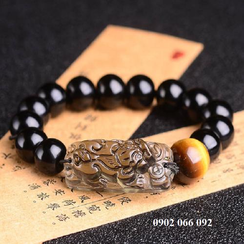 Vòng tay đá tự nhiên tỳ hưu phong thủy may mắn - 4295038 , 10483621 , 15_10483621 , 99000 , Vong-tay-da-tu-nhien-ty-huu-phong-thuy-may-man-15_10483621 , sendo.vn , Vòng tay đá tự nhiên tỳ hưu phong thủy may mắn