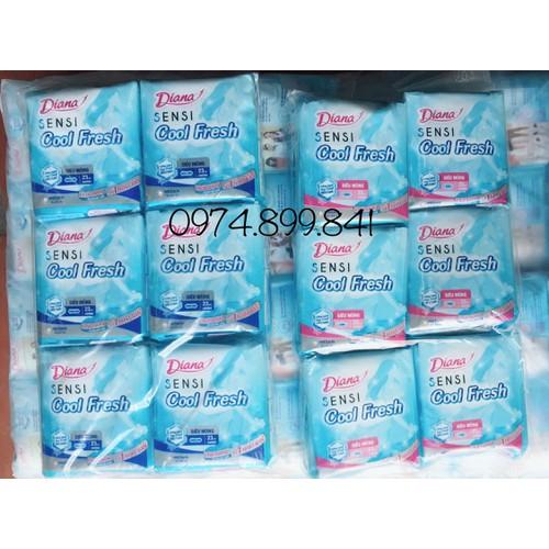 Băng vệ sinh Diana Sensi Cool Fresh có cánh gói 8 miếng - 4303252 , 10494888 , 15_10494888 , 18000 , Bang-ve-sinh-Diana-Sensi-Cool-Fresh-co-canh-goi-8-mieng-15_10494888 , sendo.vn , Băng vệ sinh Diana Sensi Cool Fresh có cánh gói 8 miếng