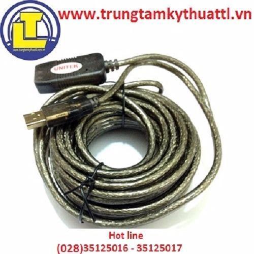 Cáp nối dài USB 2.0 - 5m EXTENSION - 4293368 , 10481401 , 15_10481401 , 240000 , Cap-noi-dai-USB-2.0-5m-EXTENSION-15_10481401 , sendo.vn , Cáp nối dài USB 2.0 - 5m EXTENSION