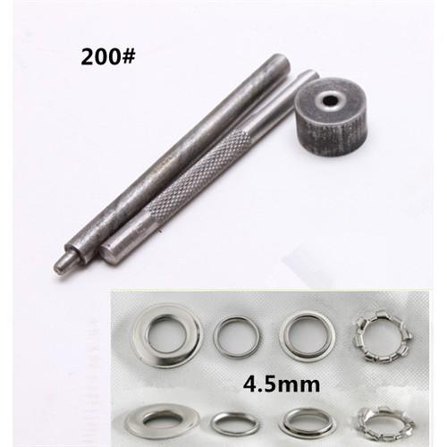 Bộ 3 dụng cụ đóng khoen mắt cáo 4.5mm - 4303949 , 10495868 , 15_10495868 , 65000 , Bo-3-dung-cu-dong-khoen-mat-cao-4.5mm-15_10495868 , sendo.vn , Bộ 3 dụng cụ đóng khoen mắt cáo 4.5mm