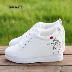 Giày Bup Bế tăng chiều cao 5cm cao cấp