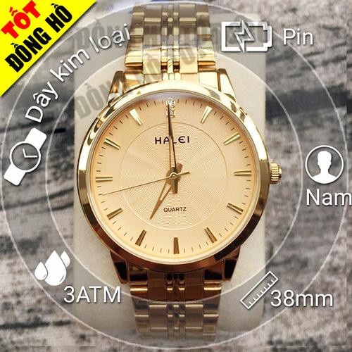 Đồng hồ nam Halei phiên bản cao cấp siêu bền