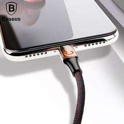 Cáp sạc iPhone iPad tự ngắt Baseus