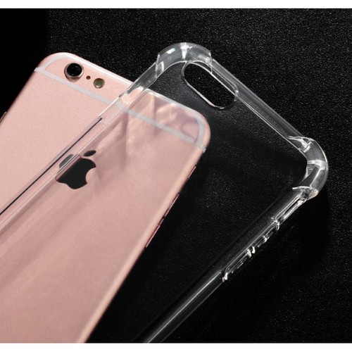 Ốp lưng iPhone 6 Plus-6s Plus dẻo Trong suốt Chống sốc