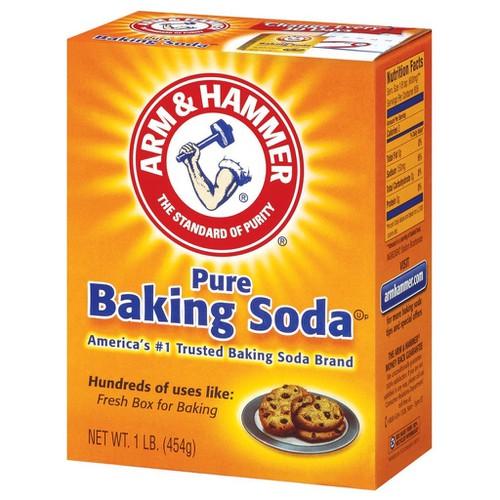 Bột Pure Baking Soda Arm Hammer 454g USA - 5602257 , 12024428 , 15_12024428 , 30000 , Bot-Pure-Baking-Soda-Arm-Hammer-454g-USA-15_12024428 , sendo.vn , Bột Pure Baking Soda Arm Hammer 454g USA