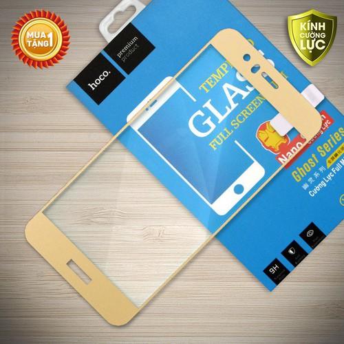 Miếng kính cường lực Huawei Nova 2 Plus Full Hoco vàng - 4313330 , 10508151 , 15_10508151 , 120000 , Mieng-kinh-cuong-luc-Huawei-Nova-2-Plus-Full-Hoco-vang-15_10508151 , sendo.vn , Miếng kính cường lực Huawei Nova 2 Plus Full Hoco vàng