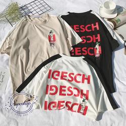 [ HOT ] Áo Thun Nữ Form Rộng Tay Lỡ @MADEINVN