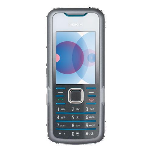 Vỏ điện thoại Nokia 7210c không viền kèm phím