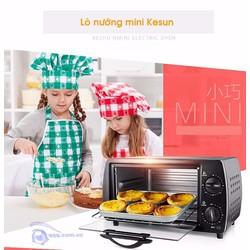 Lò nướng mini tiện dụng Kesun