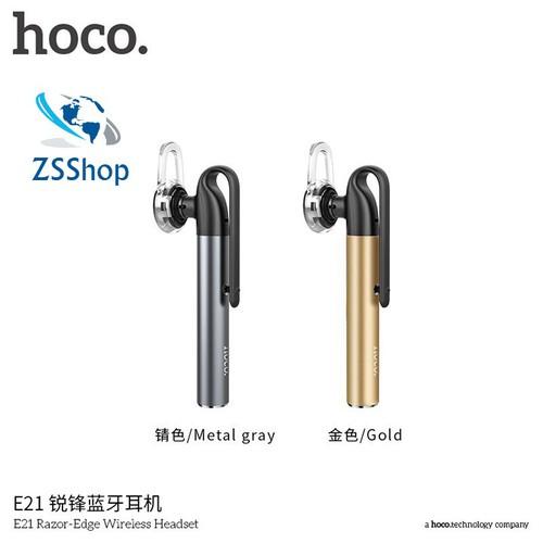 Tai nghe bluetooth Hoco E21 Razor-Edge V4.1 - 4312496 , 10507155 , 15_10507155 , 229000 , Tai-nghe-bluetooth-Hoco-E21-Razor-Edge-V4.1-15_10507155 , sendo.vn , Tai nghe bluetooth Hoco E21 Razor-Edge V4.1