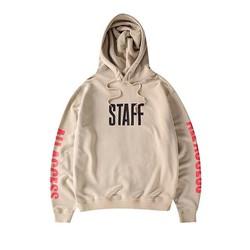 Áo hoodie nam nữ dành cho teen STAFF - AOHOODIE2