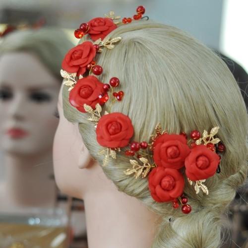 Phụ kiện tóc cô dâu DD0177RE01