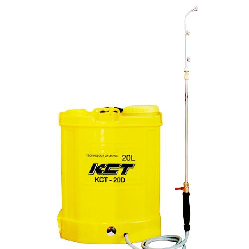 Bình xịt điện KCT 20D, bình phun thuốc trừ sâu, bình phun nước