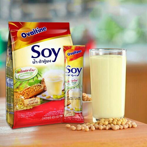 Sữa đậu nành Ovaltine Soy Thái Lan - 4317527 , 10514222 , 15_10514222 , 104000 , Sua-dau-nanh-Ovaltine-Soy-Thai-Lan-15_10514222 , sendo.vn , Sữa đậu nành Ovaltine Soy Thái Lan