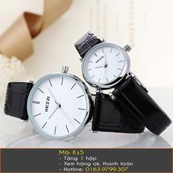 Đồng hồ cặp Kezzi sành điệu