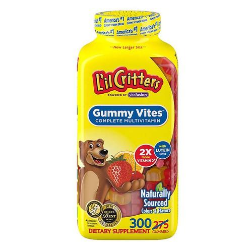 Kẹo Bổ Sung Vitamin Gummy Vites Cho Bé 300 Viên