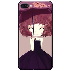 Ốp lưng nhựa dẻo Asus Zenfone 4 Max Pro ZC554KL Cô gái 31