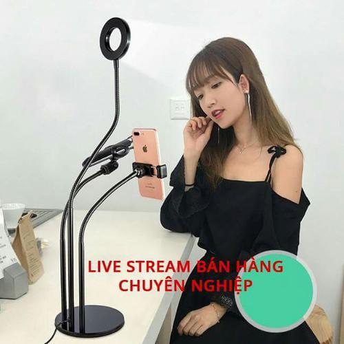 Bộ hỗ trợ livestream đa năng 3 trong 1