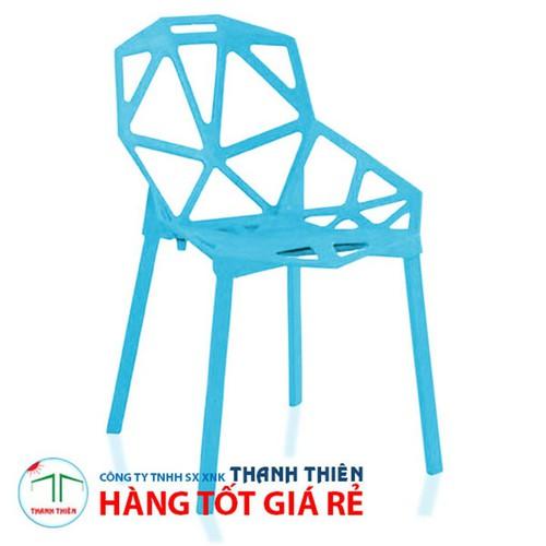 Ghế nội thất, ghế cafe, ghế nhựa nhập khẩu GCP 016 - Xanh da - 4320116 , 10518042 , 15_10518042 , 990000 , Ghe-noi-that-ghe-cafe-ghe-nhua-nhap-khau-GCP-016-Xanh-da-15_10518042 , sendo.vn , Ghế nội thất, ghế cafe, ghế nhựa nhập khẩu GCP 016 - Xanh da