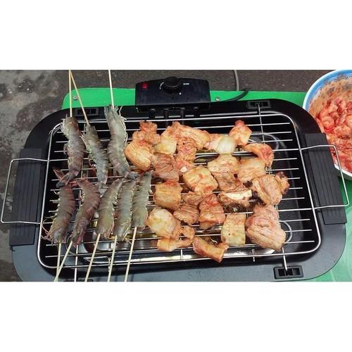 Bếp Nướng Điện BBQ không khói 2000W - tiện dụng - dễ vệ sinh - 4318387 , 10516047 , 15_10516047 , 735000 , Bep-Nuong-Dien-BBQ-khong-khoi-2000W-tien-dung-de-ve-sinh-15_10516047 , sendo.vn , Bếp Nướng Điện BBQ không khói 2000W - tiện dụng - dễ vệ sinh