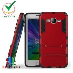 Ốp lưng Samsung Galaxy Grand Prime G530 Iron man chống sốc