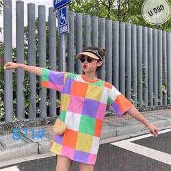 áo Thun kiểu dệt vi tính 3D fom rộng thời trang cho nam nữ bao hot