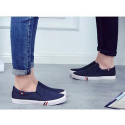 Giày lười vải nam , nữ Star Fashion