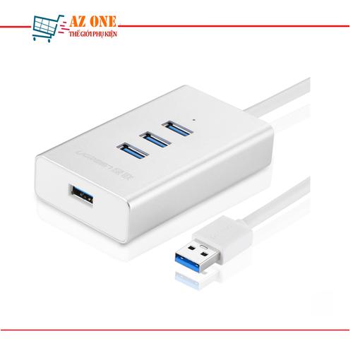 Bộ chia bốn cổng USB 3.0 - Dài 0.5M chính hãng UGREEN 30234 - 4321372 , 10519079 , 15_10519079 , 595000 , Bo-chia-bon-cong-USB-3.0-Dai-0.5M-chinh-hang-UGREEN-30234-15_10519079 , sendo.vn , Bộ chia bốn cổng USB 3.0 - Dài 0.5M chính hãng UGREEN 30234