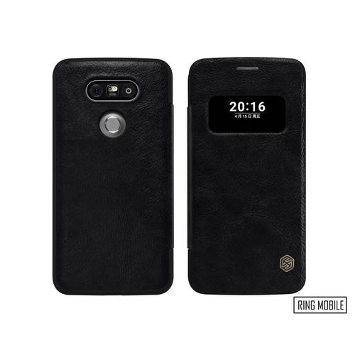 Bao da LG G5 Nillkin QIN chính hãng - ĐEN - 4324998 , 10523683 , 15_10523683 , 159000 , Bao-da-LG-G5-Nillkin-QIN-chinh-hang-DEN-15_10523683 , sendo.vn , Bao da LG G5 Nillkin QIN chính hãng - ĐEN